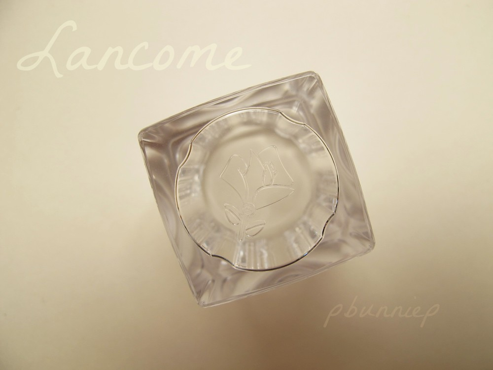 Lancome bottle cap