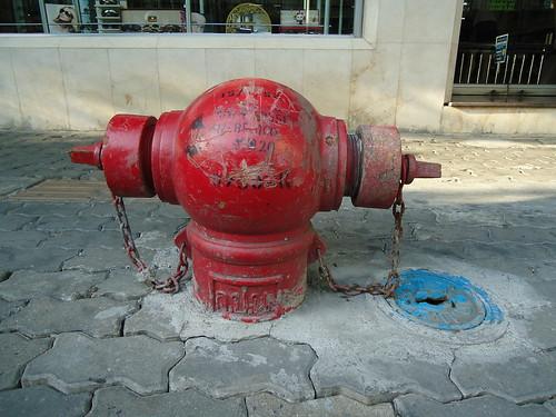 Fire Hydrant by rizauddin