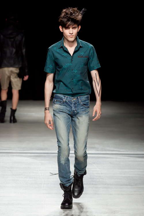 SS12 Tokyo HEADL_INER051_Alfred Yoshiaki(Yoshiaki Hayashi)(Fashion Press)