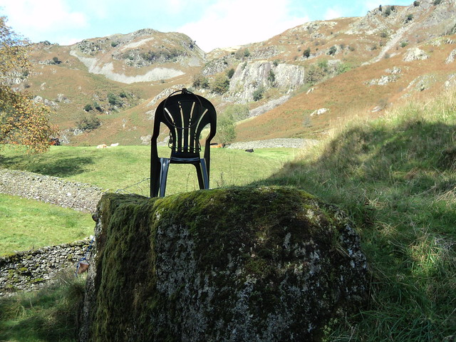 Contemplation Chair