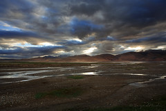 The Wetland of Tsomoriri ( DocBudie) Tags: morning india nature clouds sunrise landscape morninglight cloudy hal himalaya jk ladakh tsomoriri northindia travelphotography landscapephotography highaltitudelake northernindia korzok saltwaterlake tsomoririlake brackishlake karzok tsomoririsunrise jammukashmirprovince ladakhscenic karzokvillage