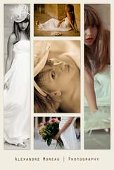 A wedding-like afternoon (Alexandre Moreau   Photography) Tags: wedding paris france book model nikon dress montage shooting weddingphotography 85mmf14g d7000 alexandremoreau alexandremoreauphotography