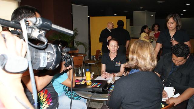 Rueda de Prensa FIL Guayaquil 2011