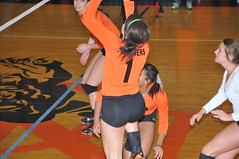 Volleyball Victory over Ft. Scott October 2011 (NCCC) Tags: county college community neosho nccc