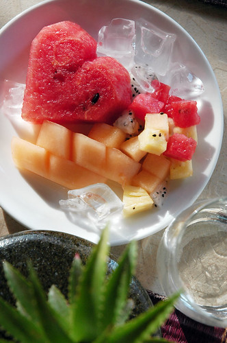 Villa Zolitude - Fresh Fruits
