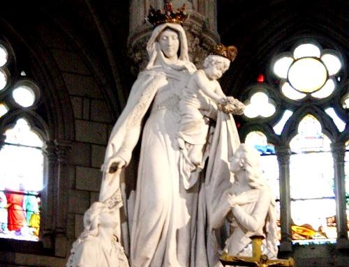 Imagen de Nuestra Señora de Montligeon