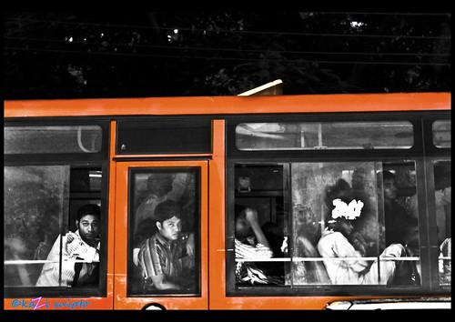 The monotonous mood... by Kazi Sudipto