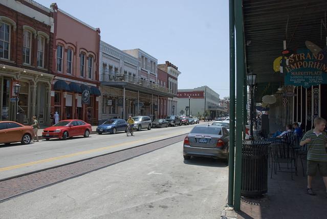 D1 street of galveston