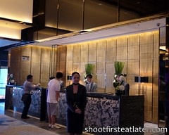 Tosca at the Ritz-Carlton Hong Kong-6 (Shoot First, Eat Later) Tags: hongkong hotel italianfood tallesthotel