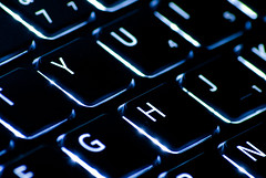 Digital Age (SteliosCharalambous {}) Tags: keyboard sony backlit vaio sonyvaio digitalage