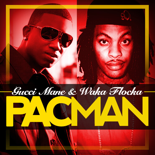gucci mane waka flocka pacman video
