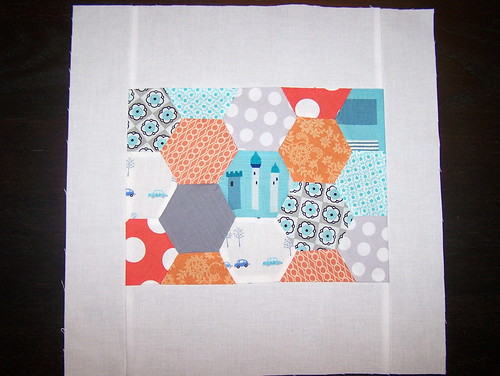4x5 Bee: Block for Tiffany