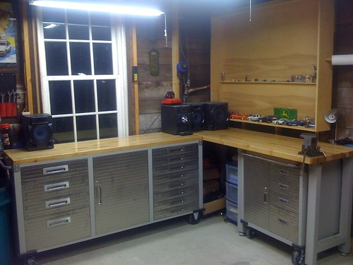 Seville HD Cabinets