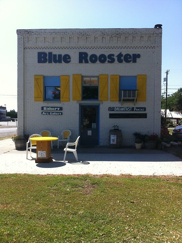 blue rooster bakery by teach.eagle