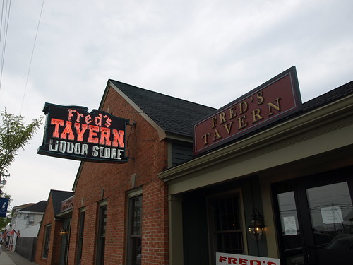 Fred's Tavern Stone Harbor