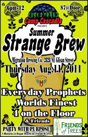 6032386349 b0ee487e35 Tonights Summer Strange Brew party supports Friends of Trees