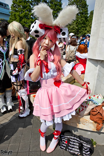 Rabi-en-Rose Copslay at Comiket