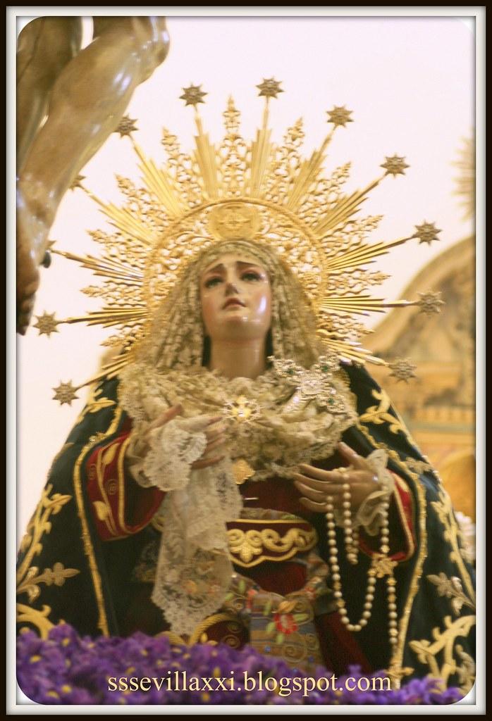 Nuestra Señora de la Antigua Martes Santo 2011