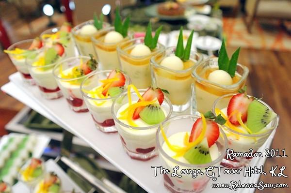 Ramadan buffet - GTower Hotel KL-27