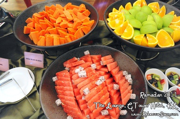 Ramadan buffet - GTower Hotel KL-20