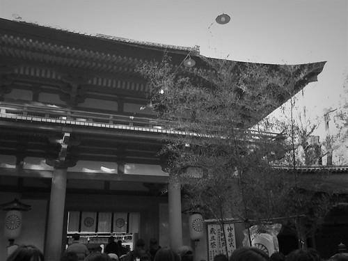 Kasuga Taisha Shrine inner gate