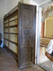 Abdij van Monte Oliveto Maggiori (Duul58) Tags: toscane klooster deur itali abdij houtsnijwerk monteolivetomaggiori