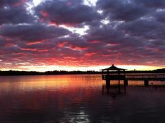 Umea_Nydala_IMG_0853_bm (Th-K) Tags: sunset sky lake fire evening sweden himmel umeå sverige nydala popular ume solnedgång eld sjö kväll