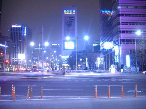 韓国の思い出