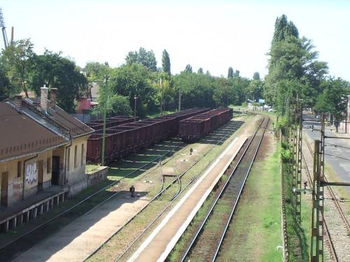 Kispest Railway Station