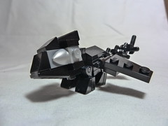 Pet Dark (TavarinSeven) Tags: pet black brick dark lego universe maelstrom
