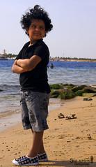 (SAUD ALRSHIAD 2  ) Tags: blue shadow sea portrait sky water composition photography nikon saudi arabia jeddah ksa saud saudia d90   nikond90 flickraward  nikonflickraward 90 alrshiad