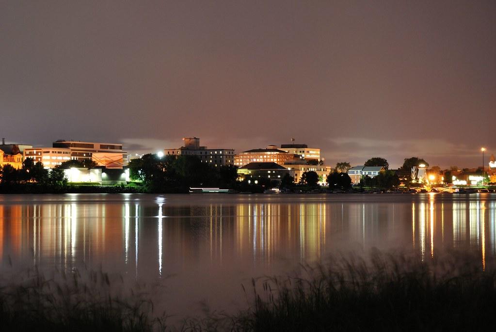 Fredericton After Dark