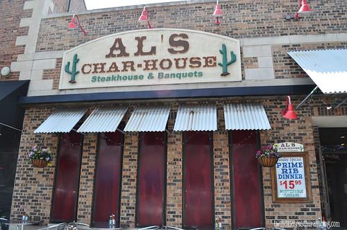 Al's Char House ~ La Grange, IL