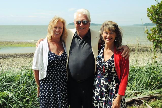 Edith, Bert + Elaine