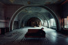This room reminded me of a certain film. (Romany WG) Tags: alps art abandoned hospital french decay creepy spooky sanatorium deco shining tb urbex