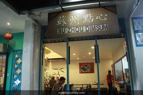 Su Zhou Dimsum - Mandaluyong