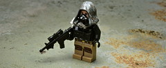 Corporation Marksman (The Chef!) Tags: lego fig chef hazel tiny minifig custom pmc minifigure the tactical brickarms