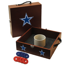 Dallas Cowboys Washers Toss Game
