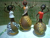 DSC06971 - Cópia (Dani Oliveira- Arte em Cabaça e Biscuit) Tags: artesanato biscuit negras africanas cabaças