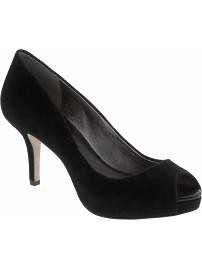 Kamea pep-toe pump black 7