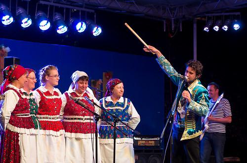 Kereks Band - az asszonykórus :)