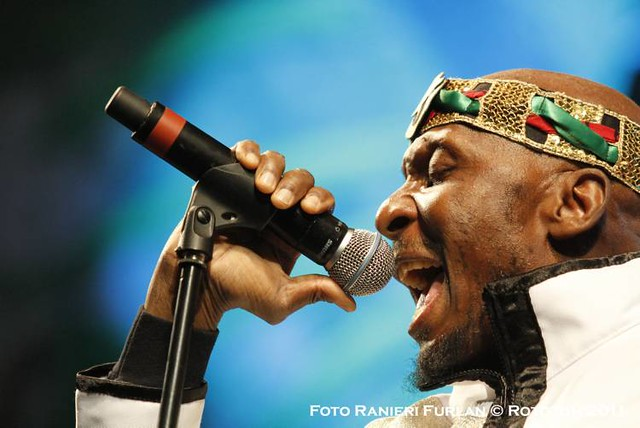 Jimmi Cliff ROTOTOM 2011