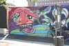 Billede 032 (Paradiso's) Tags: art wall copenhagen graffiti market kunst flea paradiso københavn muur kunstwerk vlooienmarkt plads rommelmarkt valby loppemarked væg artinthemaking kunstevent toftegårds kulturhusvalby