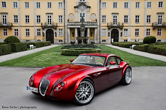 Wiesmann MF4 GT (Keno Zache) Tags: auto car canon eos hp power photoshoot ps gt rims schloss sportcar wiesmann keno sportwagen beaufitul mf4 400d zache