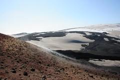 Ice and Fire (siebensprung) Tags: island volcano iceland glacier gletscher vulkan mrdalsjkull fimmvruhls eyjafjallajkull