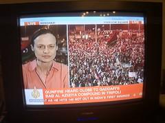 Al Jazeera zum Thema Libyen
