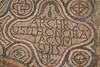 Mosaic floor at an early christian house (Studio TAO) Tags: roman romeinen mozaïk emona mosaic