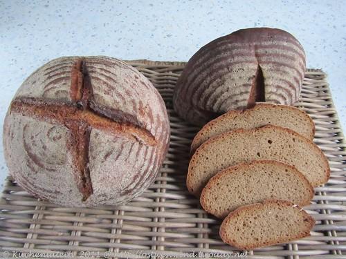 ©Black Bread - Schwarzes Brot  Hamelman (2)