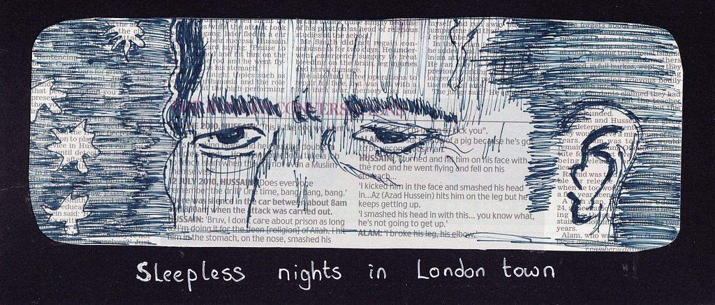 117 - Sleepless Nights in London Town