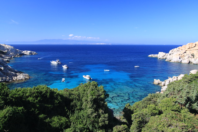 Capo Testa - one of the highlights of Sardinia (despite the hordes of Italian holiday-makers)...